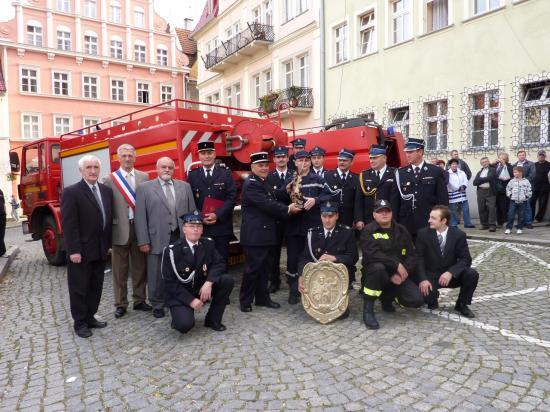 2010 - Les Pompiers à Duszniki